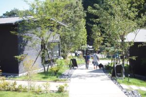 薬師池公園西園